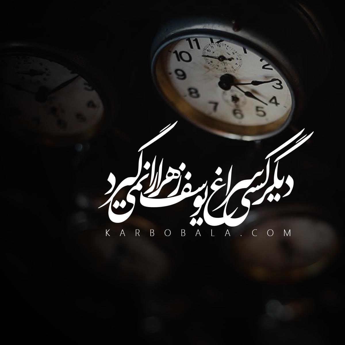 یک عباس (ع) و دیگر هیچ...