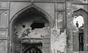 گزارش تخریب ها و مرمت های حرم مطهر امام حسین (ع)