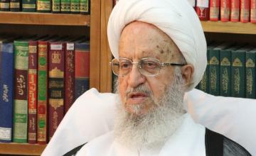 استفتائات عزاداری از آیتالله ناصر مکارم شیرازی