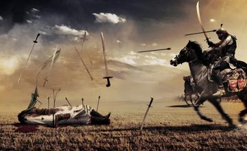 رجزهای حضرت عباس (ع) در جنگ
