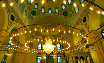 امام سجاد (ع) خطیب مسجد شام