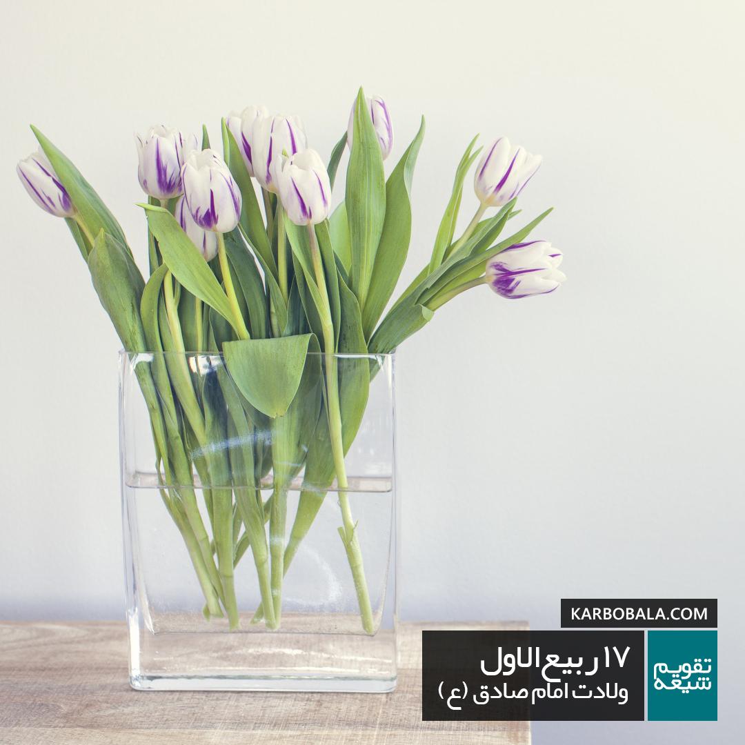17 ربیع الاول / ولادت امام صادق (ع)