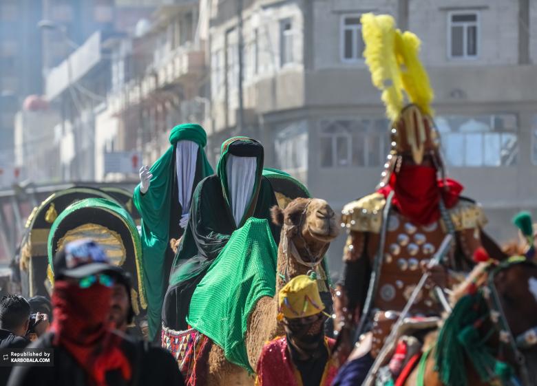 راهـبردهای سیدالساجدین علی بن الحسین (ع) در ترویج فرهنگ عاشورا