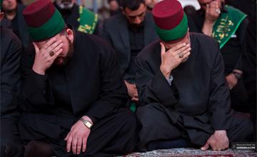 فضیلت گریستن بر حضرت سیدالشهدا (ع)