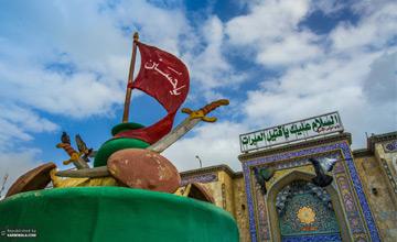 حسین بن علی (ع) مدافع جایگاه امامت