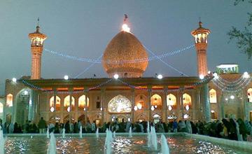 6 ذیقعده: روز بزرگداشت مقام حضرت احمدبنموسی (شاه چراغ)