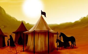 آیا امام حسین (ع) در شب عاشورا بیعت خود را از یارانشان برداشتند؟