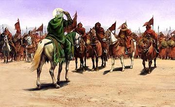 اشعار رجزیه سید الشهدا در روز عاشورا و ذکر فضائلشان