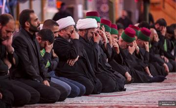 گریه بر حسین بن علی (ع) در منابع اهل تسنن