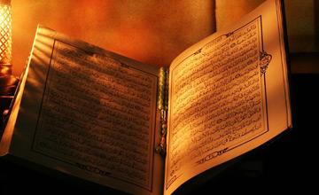 اشاره رسول خدا (ص) به شهادت امام حسین (ع) ذیل توضیح آیه ای از قرآن