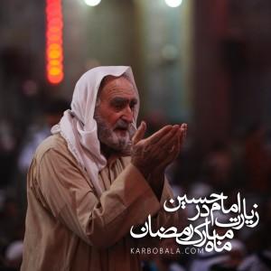 زیارت امام حسین (ع) در ماه مبارک رمضان