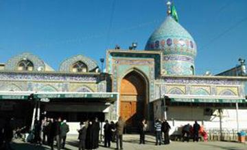 زیارتگاه های استان کربلا (4)
