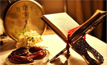 نگاهی به ماه مبارک رمضان در شعر فارسی