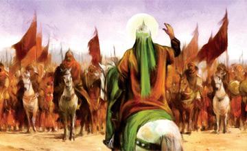 امام حسین (ع): کشتن من روا نیست؛ من فرزند خدیجه کبری هستم