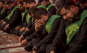 استغفار امیرالمؤمنین و امام حسین (ع ) برای گریه کنندگان بر سیدالشهدا (ع)