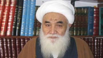 استفتائات عزاداری از آیت الله قربان علی محقق کابلی