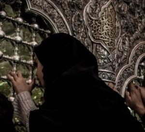 ضریح مطهر حضرت اباعبدالله الحسین علیهالسلام