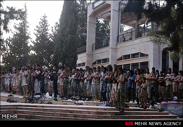زندگی در پایتخت حکومت داعش/ گالری تصویر