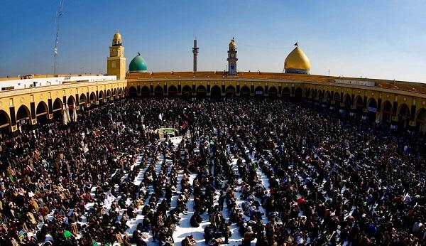 تصاویر حرم حضرت مسلم بن عقیل علیهالسلام