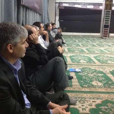 برگزاری مراسم عزاداری شب اول ماه محرم در خانه فرهنگ ایران در هند