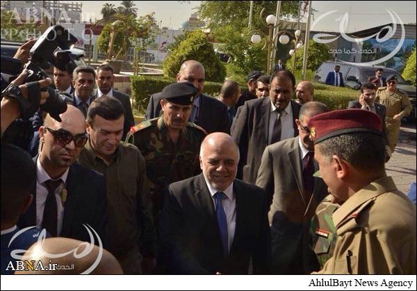 سفر نخست وزیر عراق به کربلای معلی/ تصاویر