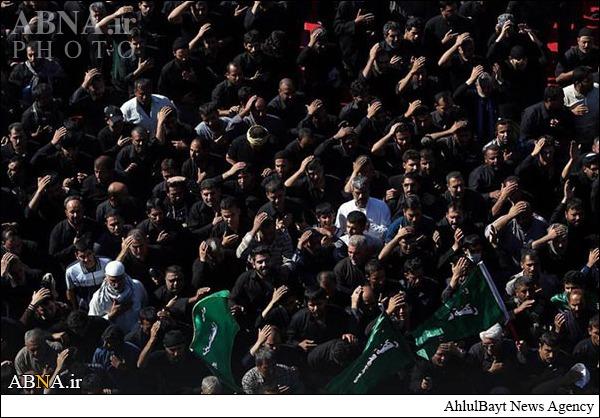 دسته میلیونی طویریج در کربلا/ تصاویر