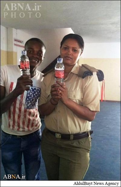 اقدامی جالب برای ترویج تشیع در جنوبیترین نقطه آفریقا/ عکس