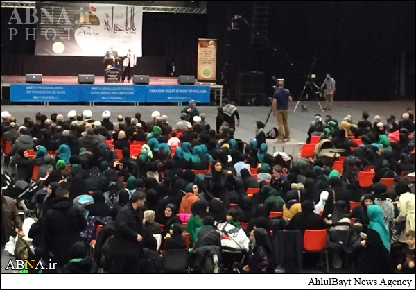 کنفرانس بزرگ عاشورا در لورکوزن آلمان/ عکس