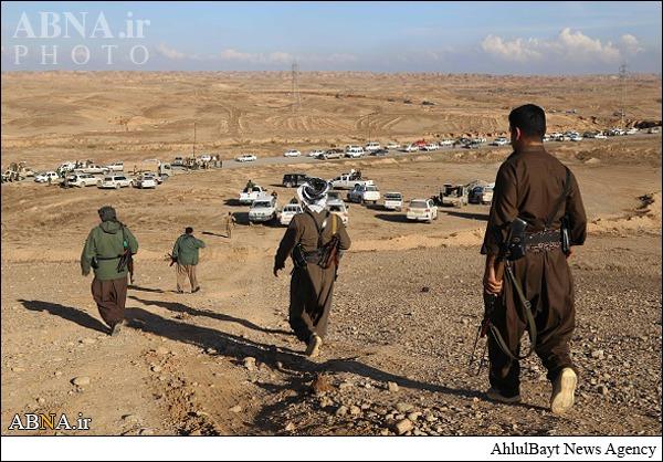 پاکسازی مناطق «السعدیه» و «جلولاء» در استان دیاله