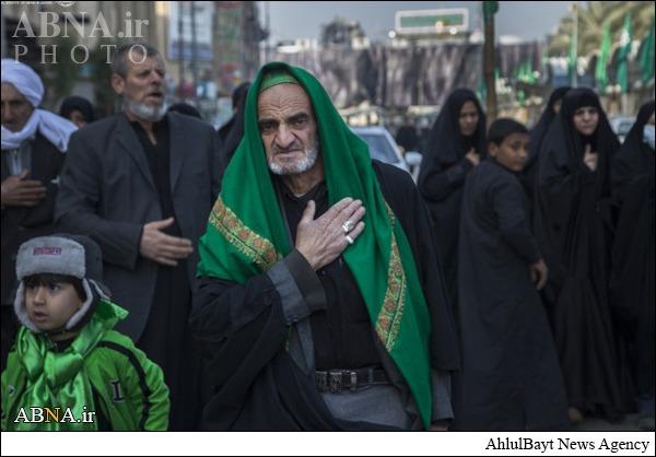 بارگاه حسینی سوگوار رحلت پیامبر(ص) و امام کرامت