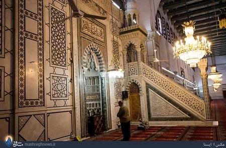 حرم حضرت رقیه،مسجد اموی و بازار شام