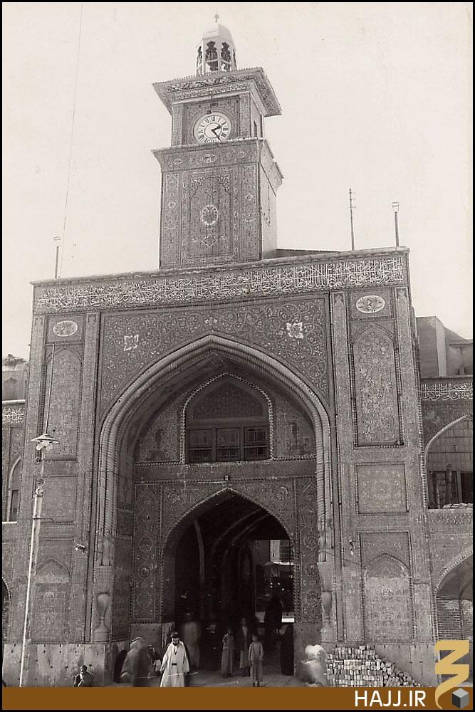 تصاویر قدیمی شهر کربلا
