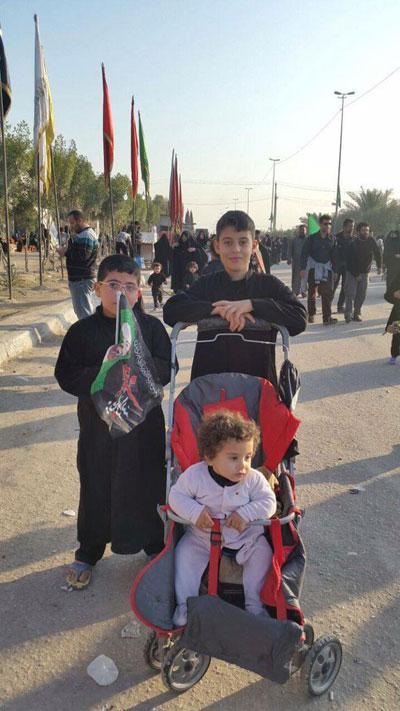پربیننده ترین عکس های راهپیمایی اربعین