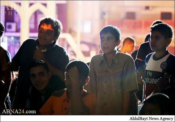 بیعتگیری داعش از صدها کودک در درنه