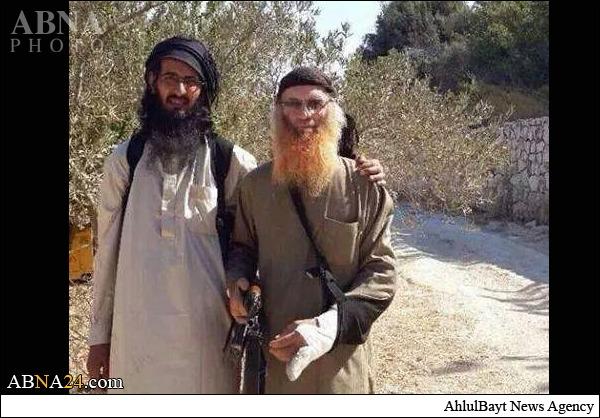 داعشی از نوع ریش قرمز فرانسوی