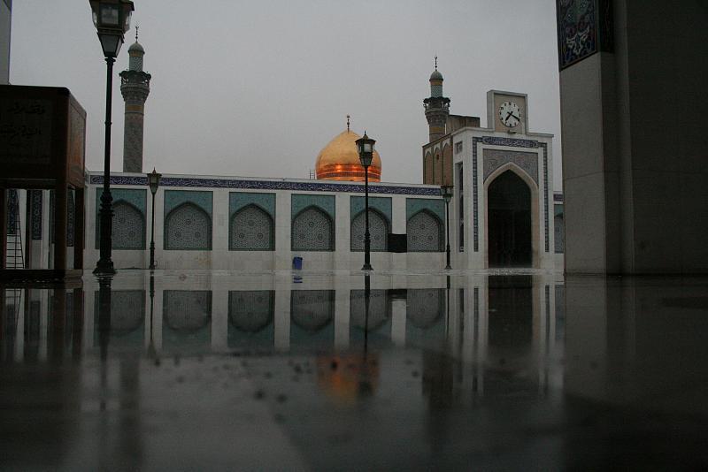 جدیدترین تصاویر حرم حضرت زینب (س)