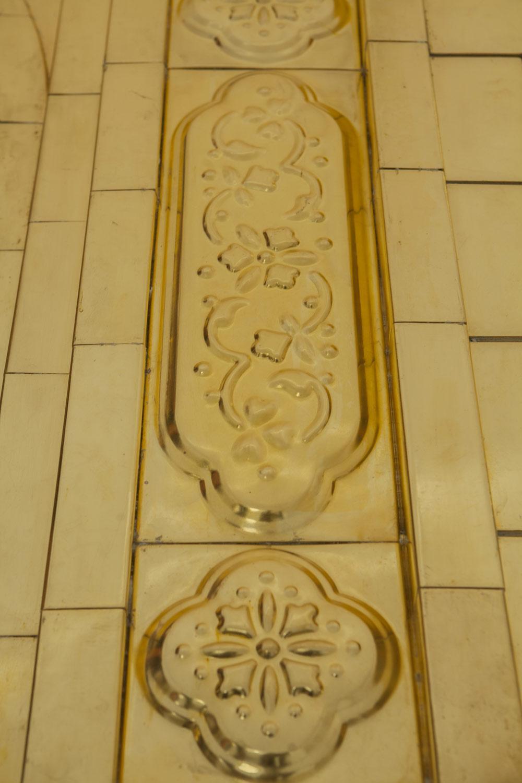 پروژه تقویت و تذهیب ایوان طلای حضرت عباس (ع)