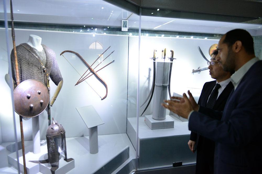 در این موزه اشیائی دیدم که در هیچ جای دیگر قابل رویت نیستند