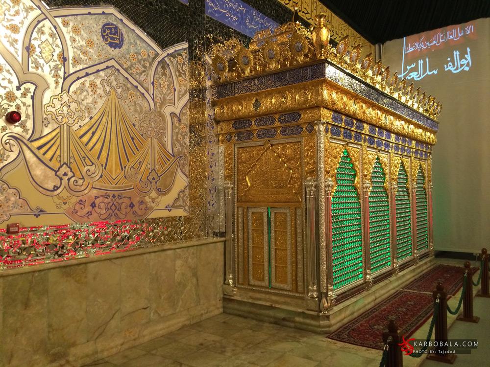 ضریحی به نام کربلا به کام تهران