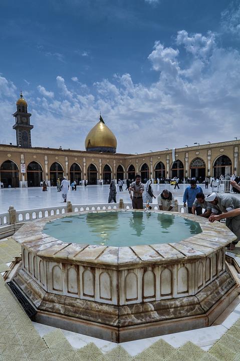 گالری تصاویر از مسجد کوفه