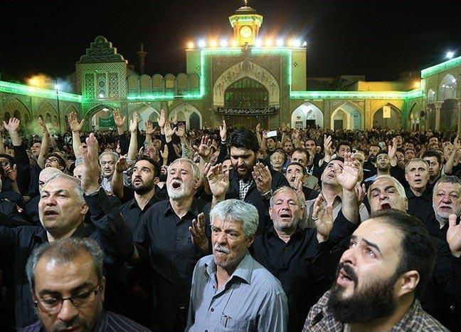 گزارش تصویری از مراسم مسلمیه در آستان مقدس حضرت عبدالعظیم الحسنی(ع)