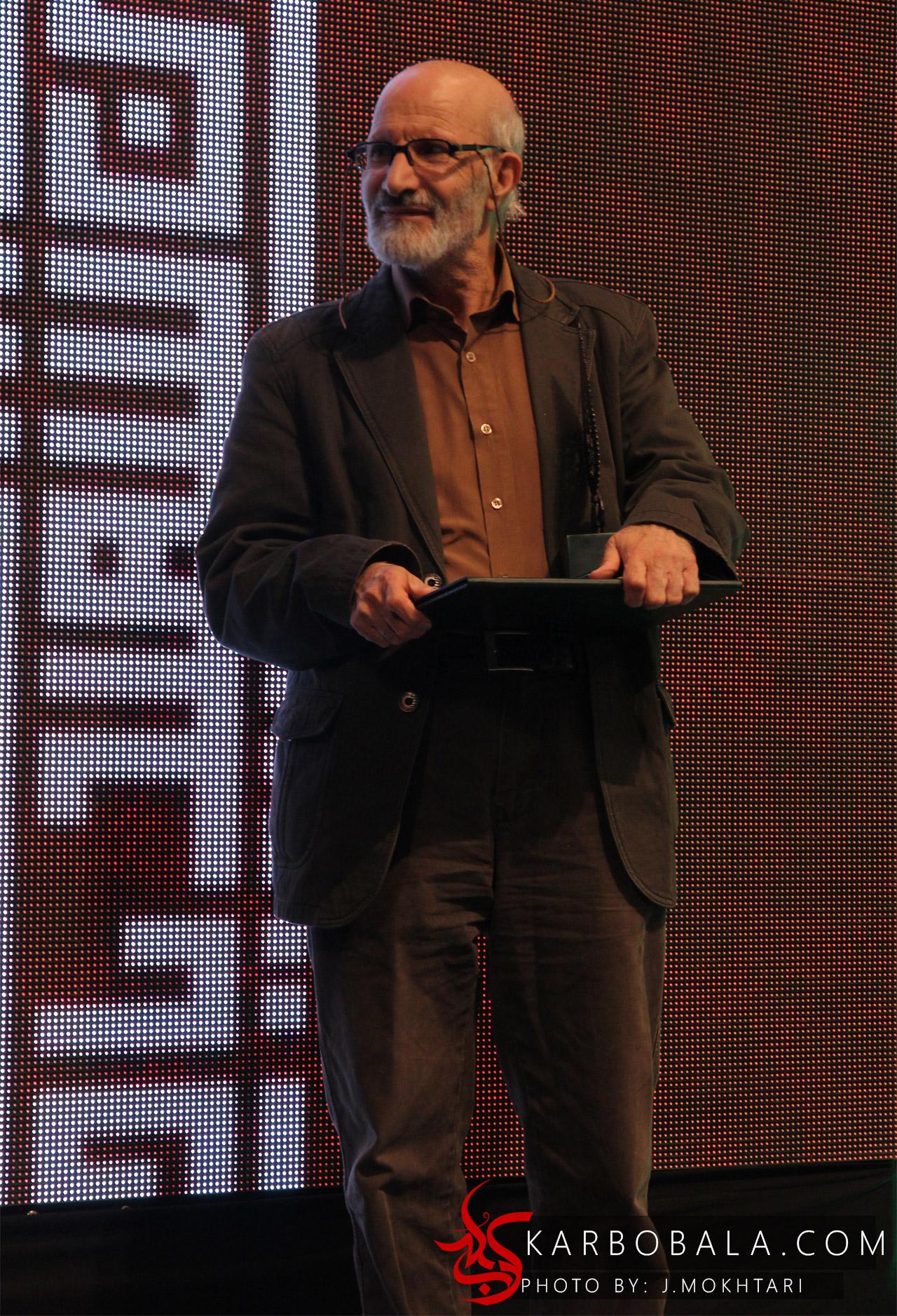 چه آثاری برنده ی جایزه دعبل کتاب سال عاشورا شدند