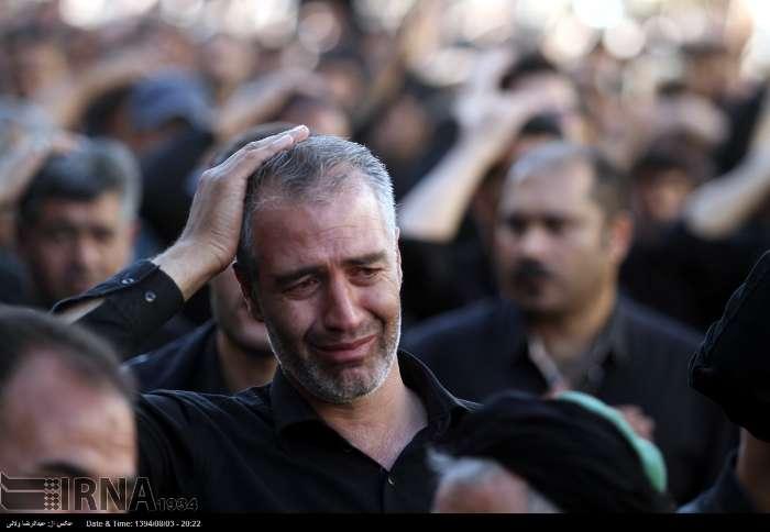 دسته عزاداری مسجد زینبیه اعظم زنجان/گالری تصاویر