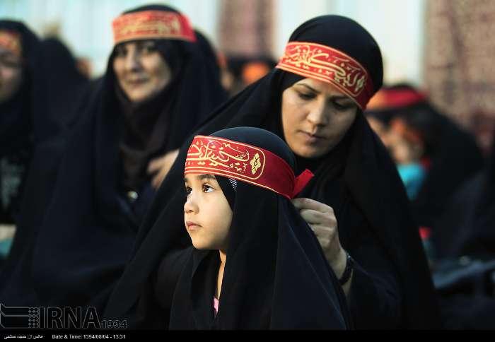 همایش بانوان عاشورایی/ گزارش تصویری
