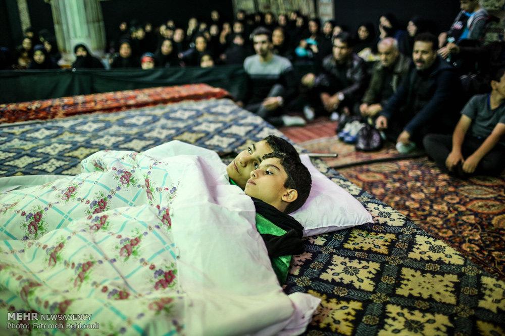 تعزیه خوانی عاشورای حسینی/ گالری عکس
