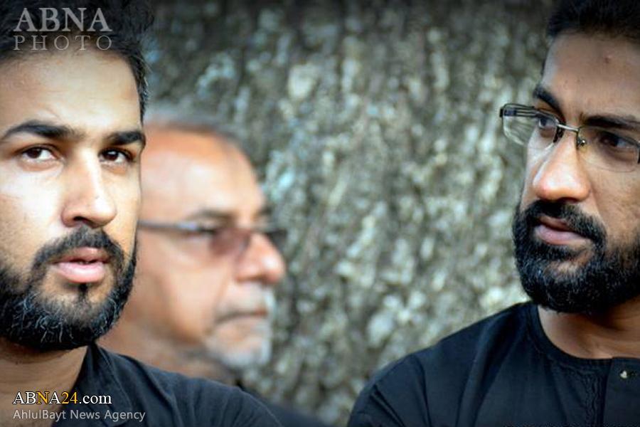 عزاداری شهادت حضرت اباعبدالله الحسین(ع) در جزیرهای دور افتاده در اقیانوس هند