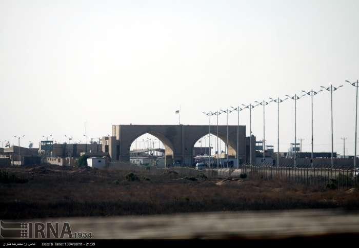 آماده سازی مسیر تردد زوار کربلا در اربعین/ گزارش تصویری