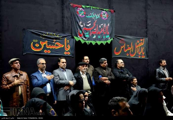تعزیه عبدالله بن عفیف در بجنورد/ گزارش تصویری