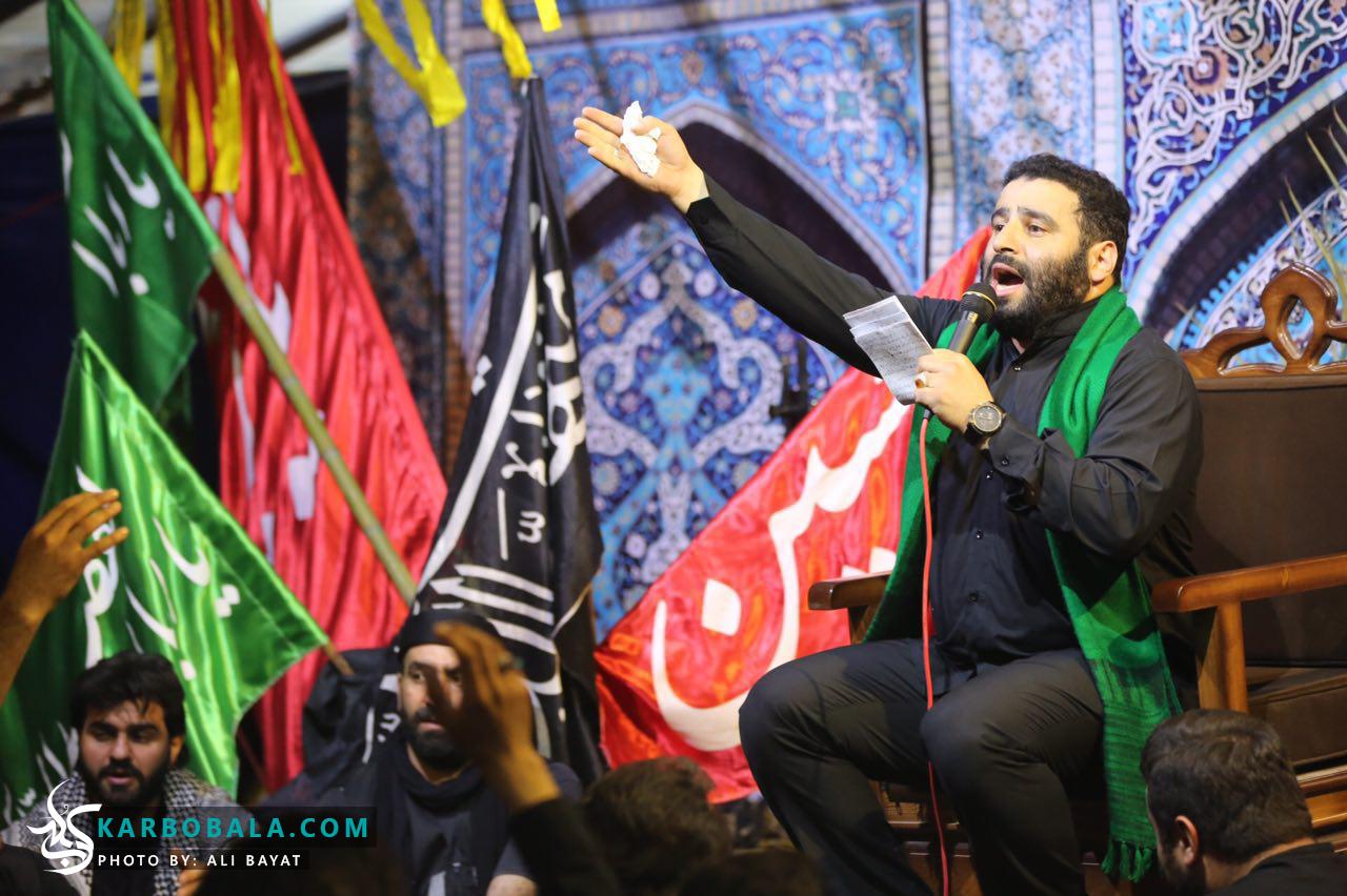 عکسهایی از موکبهای ایرانی در مسیر نجف تا کربلا