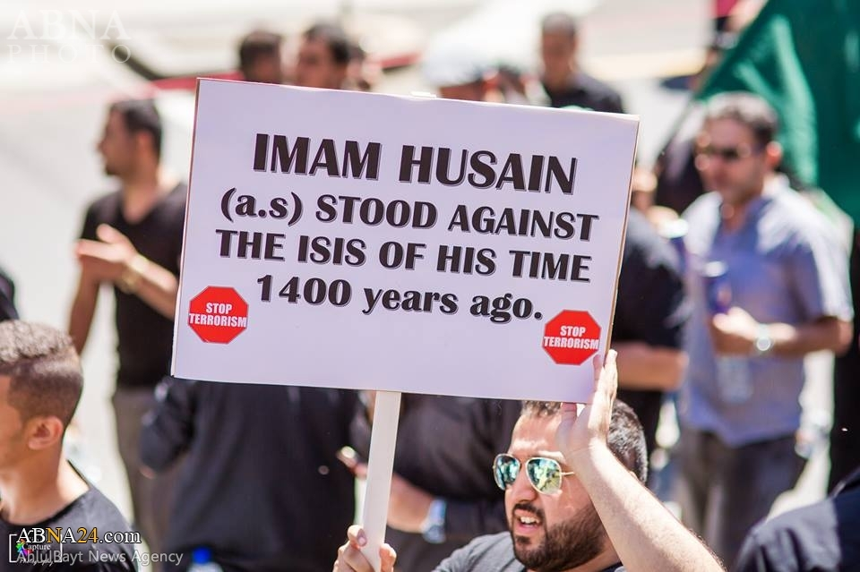 مراسم پیاده روی اربعین حسینی در شهر «ملبورن» استرالیا/ گزارش تصویری